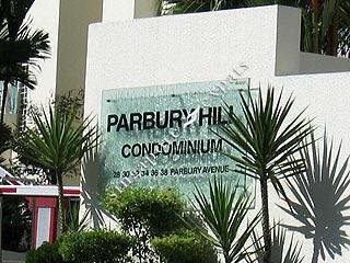 PARBURY HILL