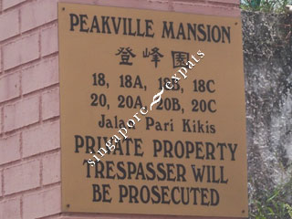 PEAKVILLE MANSION
