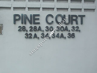 PINE COURT