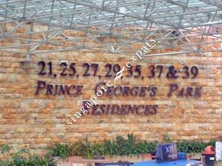 PRINCE GEORGE'S PARK RESIDENCES