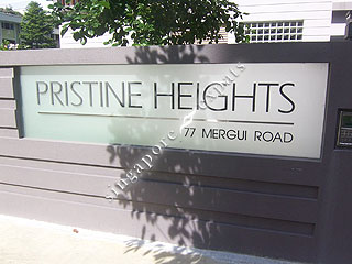 PRISTINE HEIGHTS