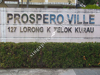 PROSPERO VILLE