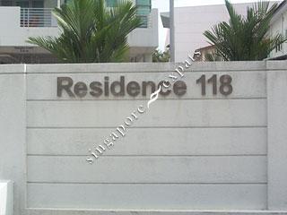 RESIDENCE 118