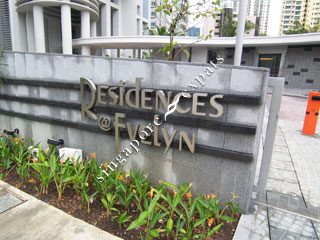 RESIDENCES @ EVELYN