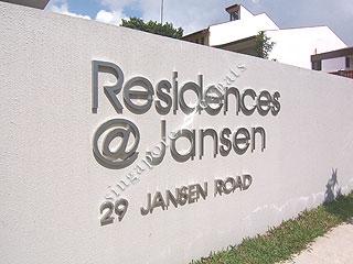 RESIDENCES @ JANSEN