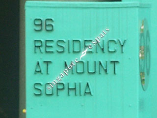 RESIDENCY AT MOUNT SOPHIA