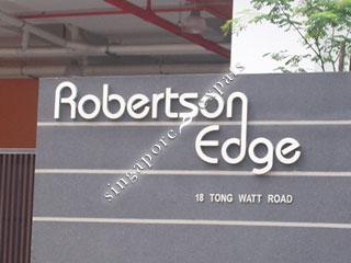 ROBERTSON EDGE