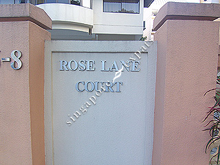 ROSE LANE COURT