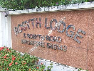 ROSYTH LODGE