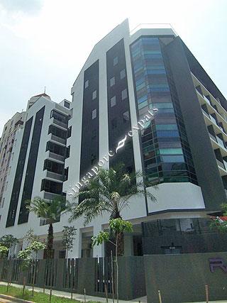 Rv Edge Singapore Condo Directory