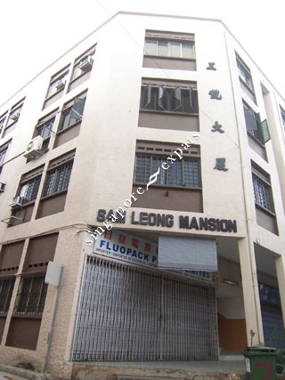SAM LEONG MANSION