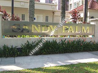 SANDY PALM