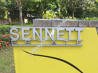 SENNETT ESTATE
