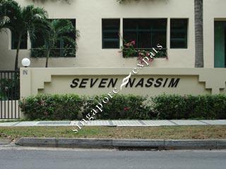 SEVEN NASSIM