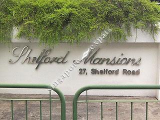 SHELFORD MANSIONS