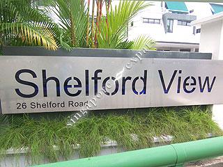SHELFORD VIEW