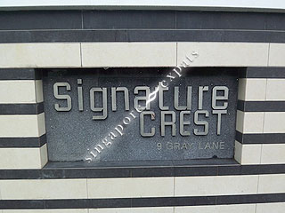 SIGNATURE CREST