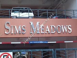 SIMS MEADOWS