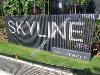 SKYLINE RESIDENCES