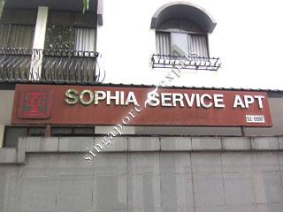 SOPHIA SERVICE APARTMENT