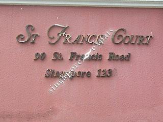 ST FRANCIS COURT