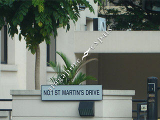 ST MARTIN'S APARTMENTS