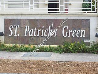 ST PATRICK'S GREEN