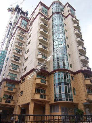 Singapore Condo Directory Saint Thomas Walk