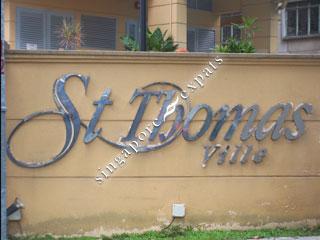 ST THOMAS VILLE