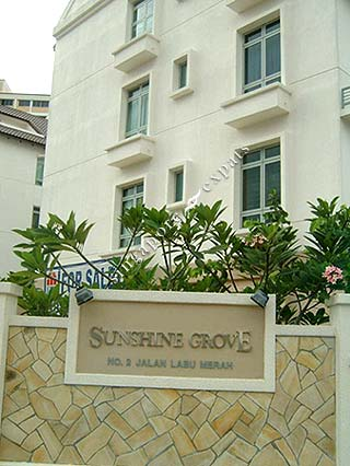 SUNSHINE GROVE
