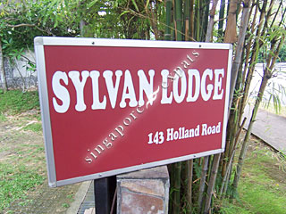 SYLVAN LODGE