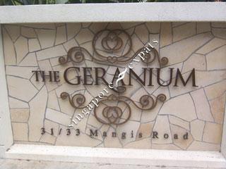 THE GERANIUM