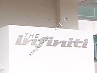 THE INFINITI