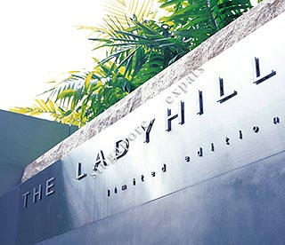 THE LADYHILL