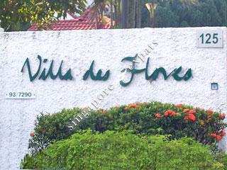 VILLA DES FLORES