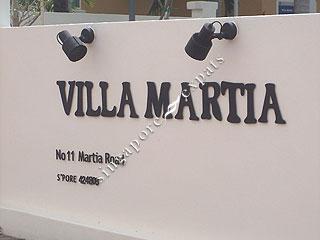 VILLA MARTIA