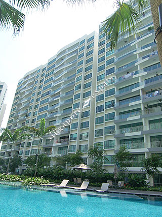 United International Pictures Singapore on Singapore Condo  Apartment Pictures     Buy  Rent Waterfront Waves At
