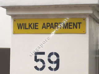 WILKIE APARTMENT
